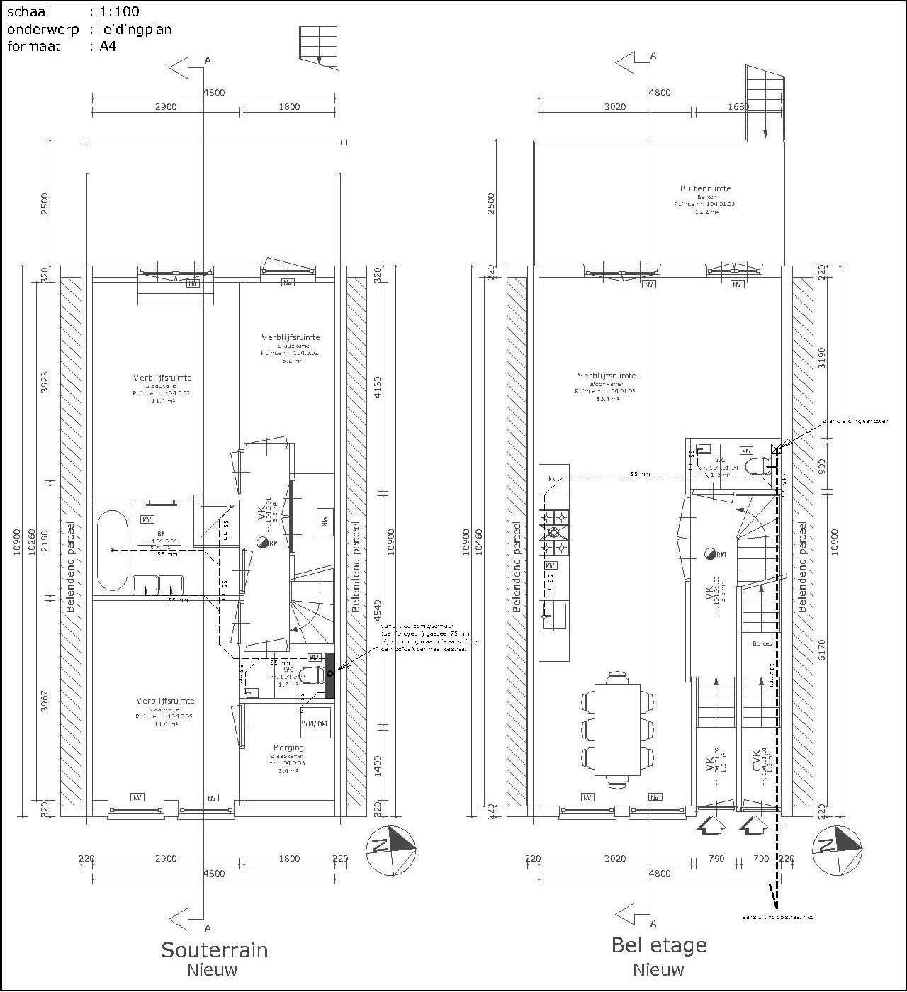 bouwaanvraag nodig voor veranda